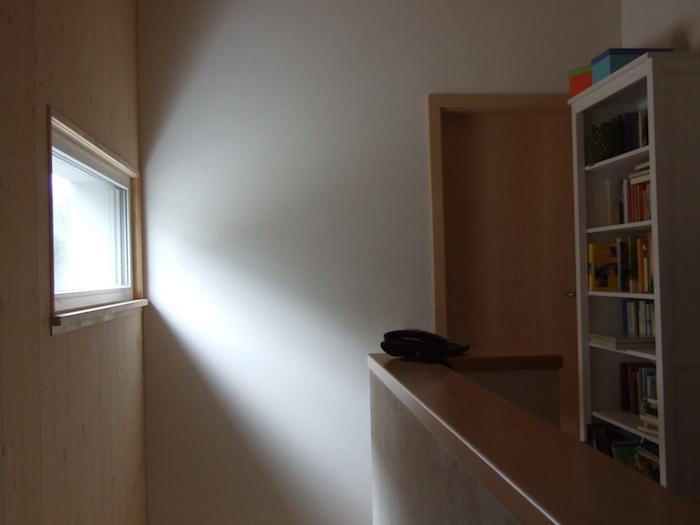 Licht Treppenraum