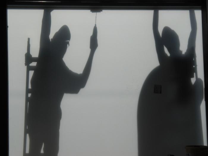 Montage Fenster